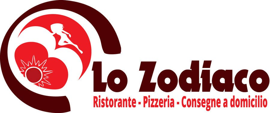 #69 for Logo re-design and street sign for an Italian restaurant and pizzeria by riyutama