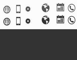 jhosser tarafından Create 10 vectorials CAD icons için no 7