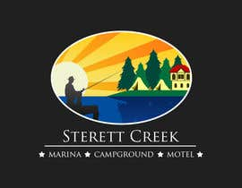 #33 para Design a Logo for a combination marina, campground and motel por ageek116