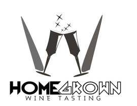 nº 52 pour Design a Logo for a wine event par zrbappy