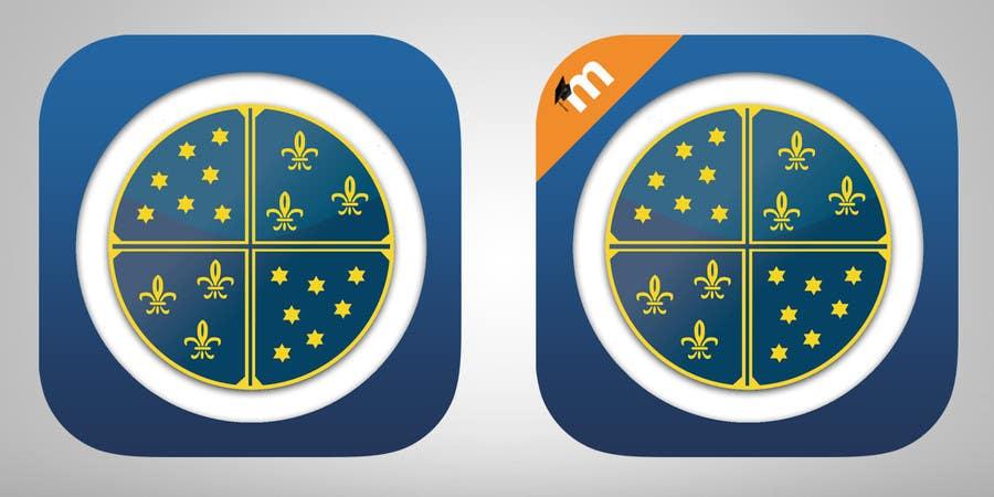 Penyertaan Peraduan #28 untuk Design two ios7 app icons