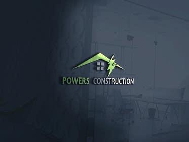 pavelsjr tarafından Design a Modern Logo for Powers Construction için no 57