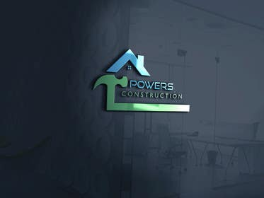 sanayafariha tarafından Design a Modern Logo for Powers Construction için no 8