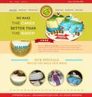 Graphic Design Contest Entry #11 for Wordpress Theme Design for Melanies Amazing Cakes