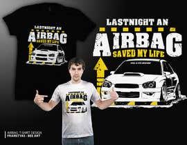 Franstyas tarafından Airbag shirt için no 7