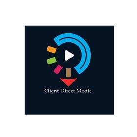 dipu2090 tarafından Logo for clientdirectmedia.com -- 2 için no 1