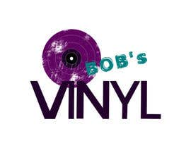 Nro 35 kilpailuun Vinyl Record Store Logo käyttäjältä Maroona