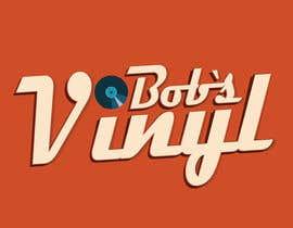 Nro 16 kilpailuun Vinyl Record Store Logo käyttäjältä Wifiduck