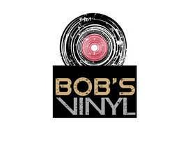 Nro 24 kilpailuun Vinyl Record Store Logo käyttäjältä rajibdu02