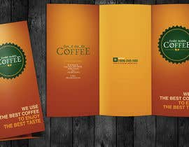 #17 for Stationery Design for First taste Coffee by StrujacAlexandru
