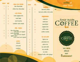 #16 for Stationery Design for First taste Coffee by aditan