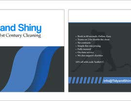 #1 cho Design a Flyer for Tidy and Shiny Cleaning bởi djnirk