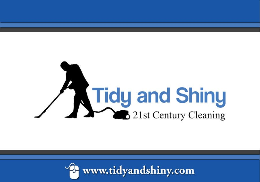 Konkurrenceindlæg #28 for Design a Flyer for Tidy and Shiny Cleaning