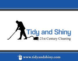 #28 for Design a Flyer for Tidy and Shiny Cleaning by designerdesk26