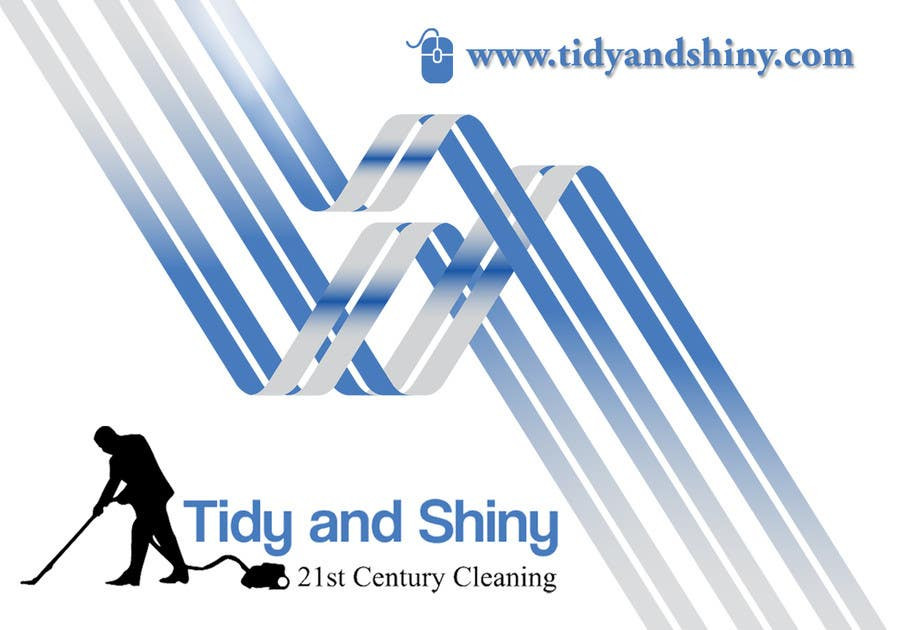 Konkurrenceindlæg #30 for Design a Flyer for Tidy and Shiny Cleaning
