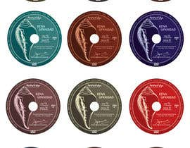 #14 untuk 5 Color variations for an existing CD cover/label oleh dworker88