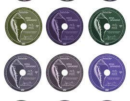 #15 untuk 5 Color variations for an existing CD cover/label oleh dworker88