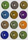 Contest Entry #16 for 5 Color variations for an existing CD cover/label