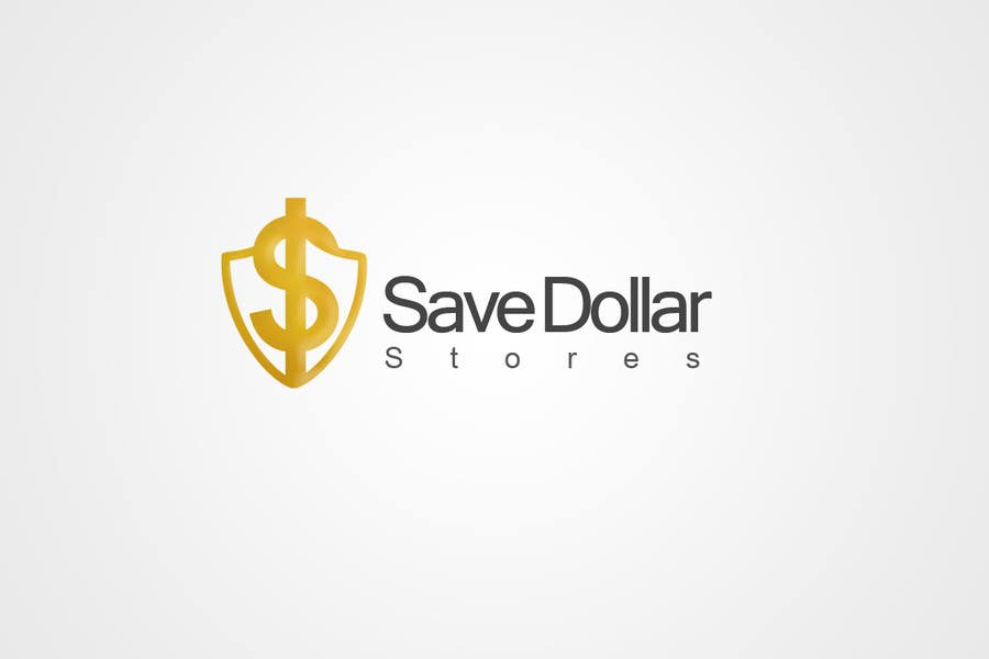 #197 for Design a Logo for Save Dollar Stores by tasneemdawoud