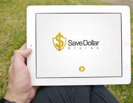 nº 222 pour Design a Logo for Save Dollar Stores par tasneemdawoud