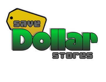 #265 for Design a Logo for Save Dollar Stores by Solo2go