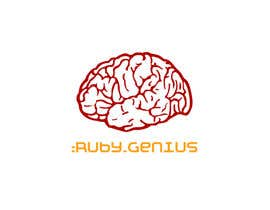 nº 39 pour Design a logo for Ruby Genius par StanleyV2