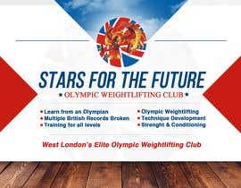 Nro 30 kilpailuun Facebook, Website banner for olympic weightlifting gym käyttäjältä ClaudiuTrusca