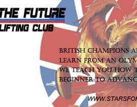 Nro 4 kilpailuun Facebook, Website banner for olympic weightlifting gym käyttäjältä ephraim23