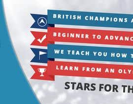 Nro 25 kilpailuun Facebook, Website banner for olympic weightlifting gym käyttäjältä yousifmmg