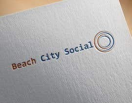 Nro 22 kilpailuun New Logo Graphics for BEACH CITY SOCIAL (in alignment with current brands) käyttäjältä maqer03