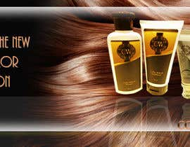 #12 for Professional Banners For Existing Shampoo and Cosmetic by maxidesigner