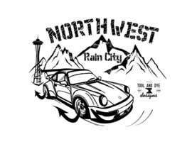 winkeltriple tarafından PNW Shirt design için no 44