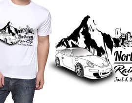 bijjy tarafından PNW Shirt design için no 33