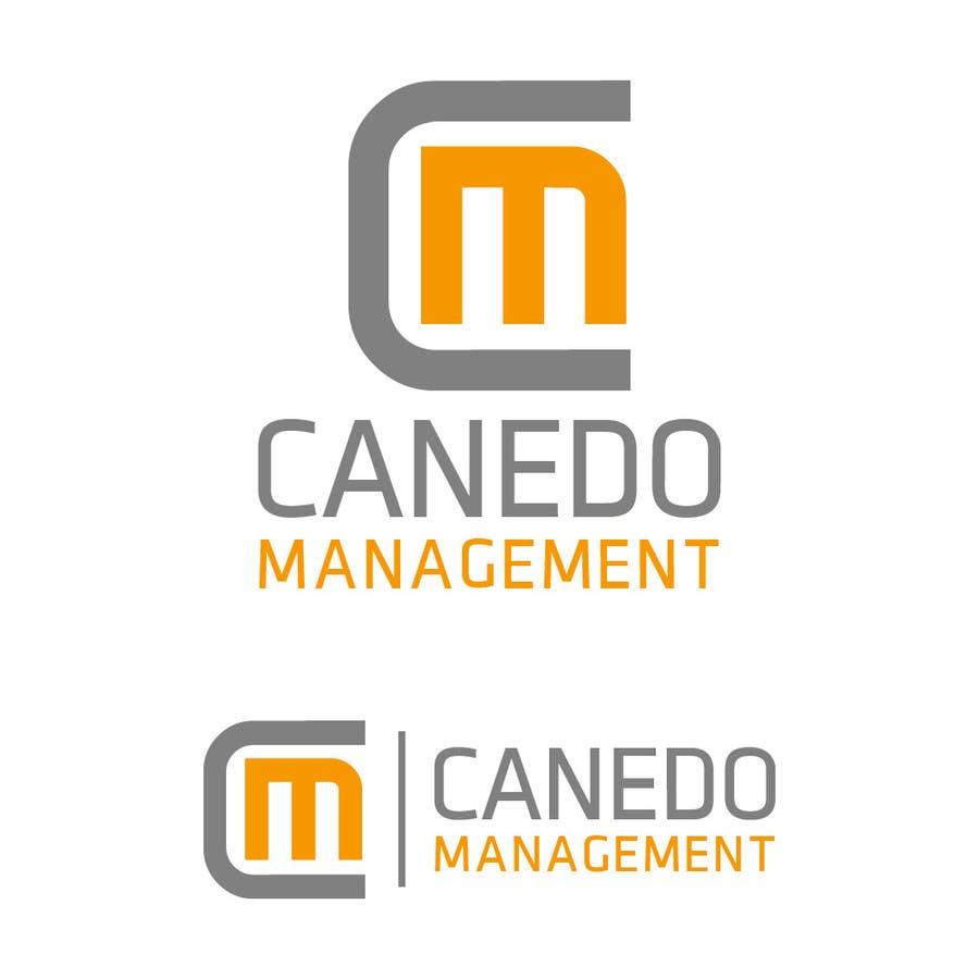 #104 for Design a Logo for Canedo Management by vladimirsozolins