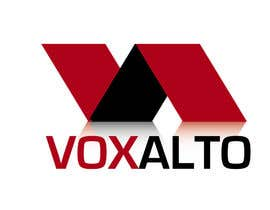 #125 para Design a New Logo for Voxalto por simo1975