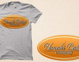 #5 for Design a T-Shirt for Bakery in Hawaii af Christina850