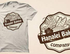 Christina850 tarafından Design a T-Shirt for Bakery in Hawaii için no 31