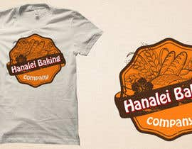 Christina850 tarafından Design a T-Shirt for Bakery in Hawaii için no 32