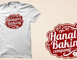 #43 para Design a T-Shirt for Bakery in Hawaii por Christina850