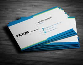 #111 para Inspiring Business Card & logo Design for Technology company por onlyyasad