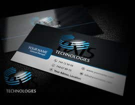 #115 para Inspiring Business Card & logo Design for Technology company por copestiuc