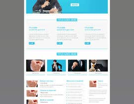 #16 for Design a clean and modern original PSD template af gravitygraphics7
