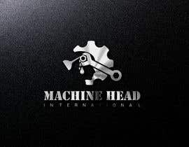 Nro 316 kilpailuun Design a corporate digital logo Machine Head International käyttäjältä Srbenda88