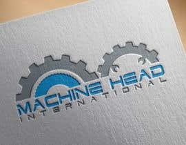 Nro 301 kilpailuun Design a corporate digital logo Machine Head International käyttäjältä alina9900