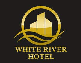 nº 34 pour Design a Logo for White River Hotel. par tadadat