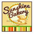 Graphic Design Inscrição do Concurso Nº200 para Logo Design for Sunshine Bakery Boutique a new bakery I am opening.