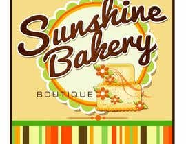 #200 pentru Logo Design for Sunshine Bakery Boutique a new bakery I am opening. de către richhwalsh
