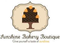 "Graphic Design Intrarea #90 pentru concursul ""Logo Design for Sunshine Bakery Boutique a new bakery I am opening."""