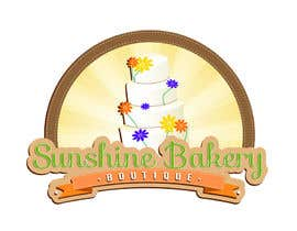 #362 cho Logo Design for Sunshine Bakery Boutique a new bakery I am opening. bởi aleca99