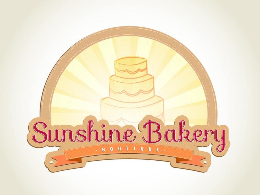 Inscrição nº 340 do Concurso para Logo Design for Sunshine Bakery Boutique a new bakery I am opening.